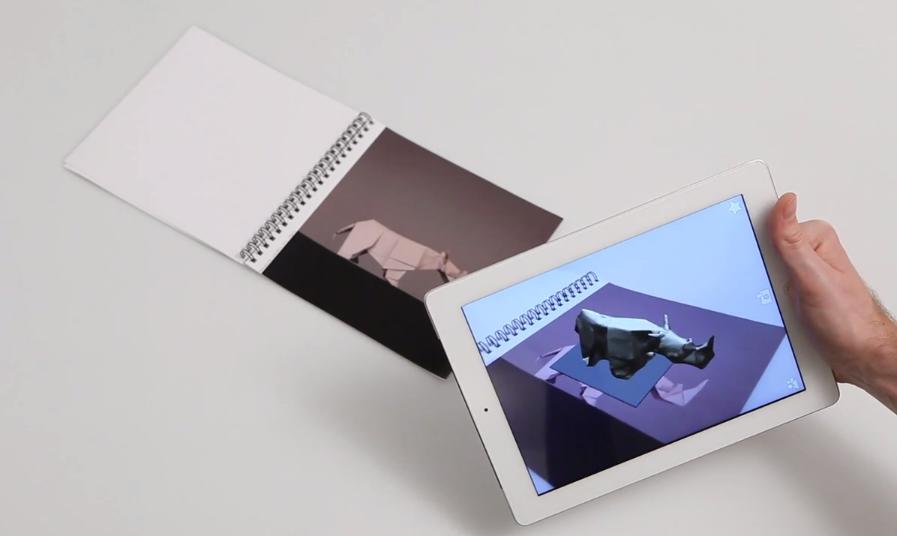 Origami en AR